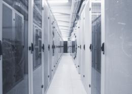 Server, Rechenzentrum, Video Übertragung ins Internet München