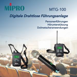 Dolmetschertechnik mieten Würzburg MTG100